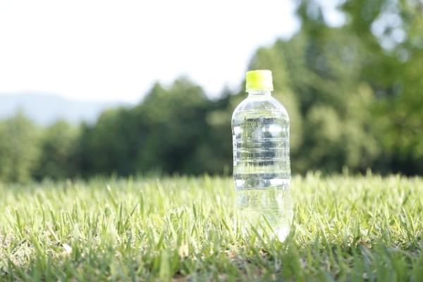 水分補給は大切です